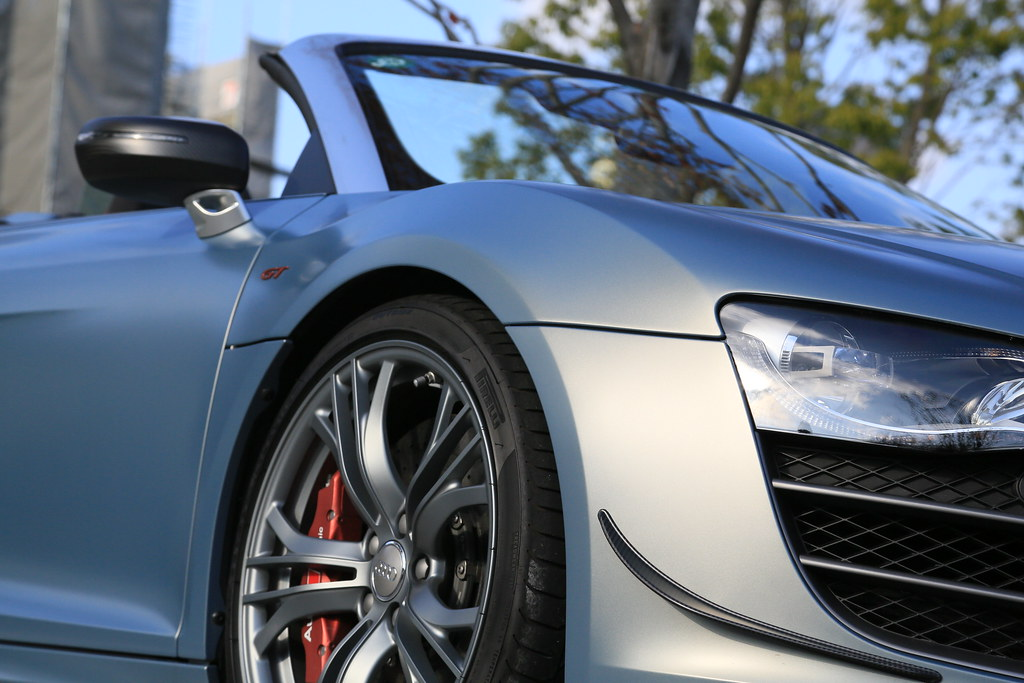 WanderDriving PhotoSession Audi R8