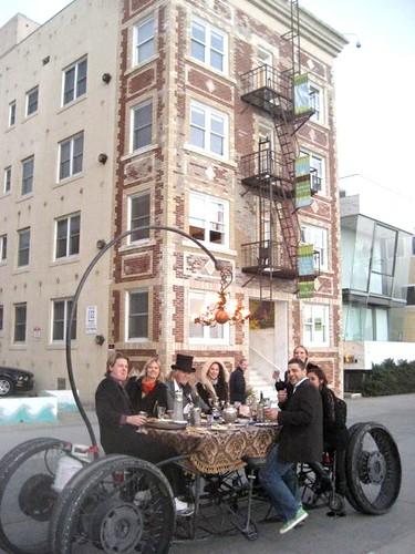 'A Moveable Feast' Venice