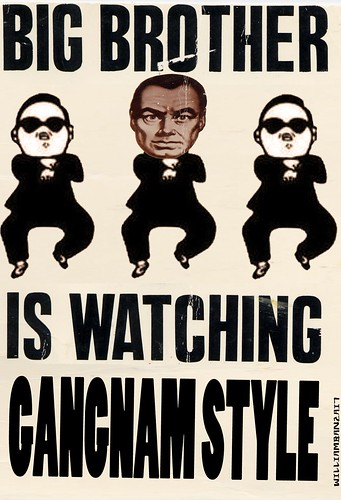 BIG BROTHER GANGNAM STYLE by Colonel Flick