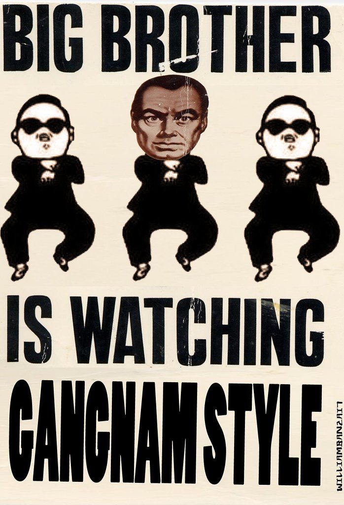 BIG BROTHER GANGNAM STYLE