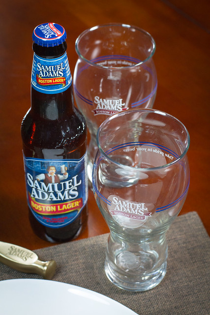 Samuel Adams Pint Glasses