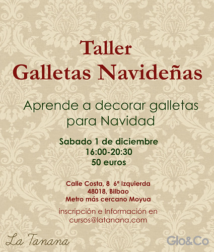 Cartel Galletas