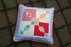 pretty pillow from charise by sewdeerlyloved