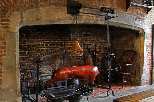 Tudor Fireplace Flickr Photo Sharing