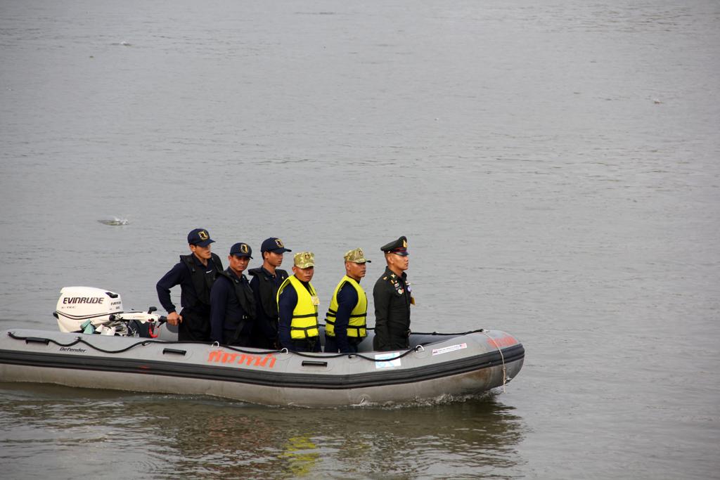Navy Boat Crew