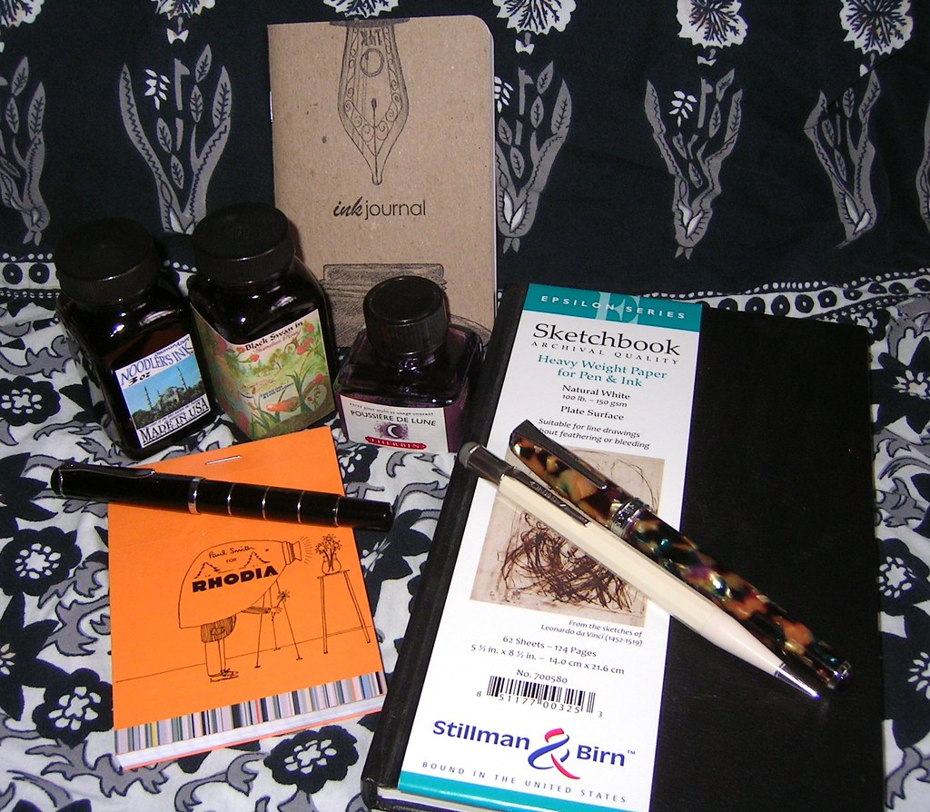 2012 Favorite Pen, Ink, and Paper Products