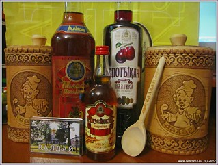 Валдайские сувениры