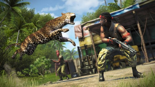 Far Cry 3 Hunting Guide - Animal Locations and How To Hunt
