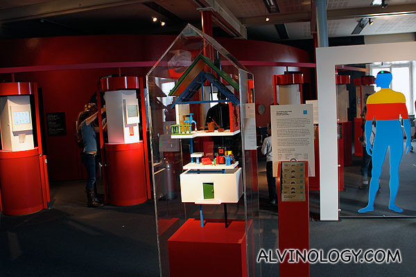 More exhibits