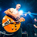 Lens flare and a sermon from the Reverend Horton Heat by David Turcotte Photography