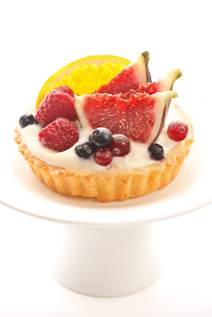 Beautiful dessert.