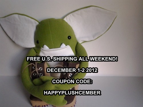 COUPON CODE by plushplex