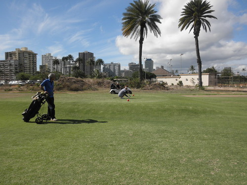 Ala Wai Golf Course 063