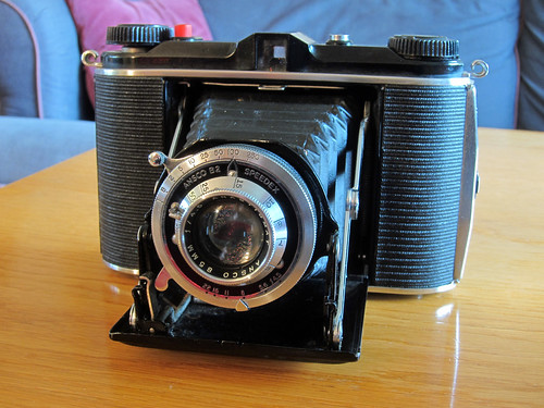 Ansco B2 Speedex