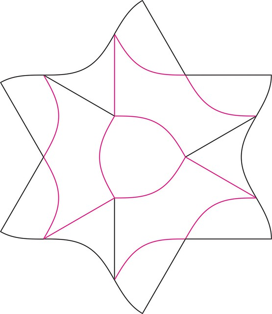 Adobong Box Crease Pattern