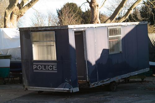 Police van? by i_noriyuki