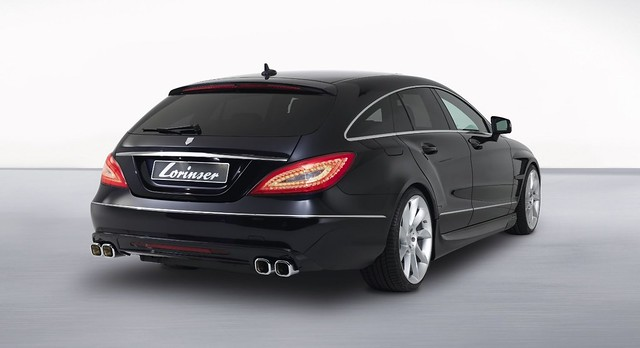 Lorinser Mercedes-Benz CLS Shooting brake