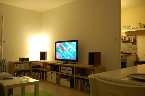 Meuble tv en mdf termin copain des copeaux - Construire un meuble en mdf ...