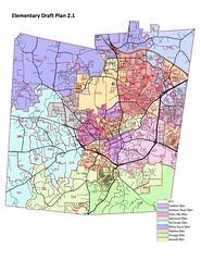 school reassignment map