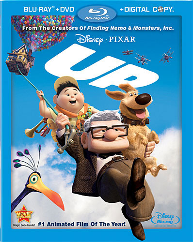 up bluray