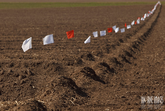 tilled field methods of soil analysis