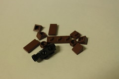 LEGO Star Wars 2012 Advent Calendar (9509) - Day 5: MTT