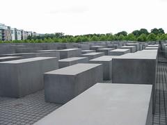 Denkmal ermordeten Juden Europas