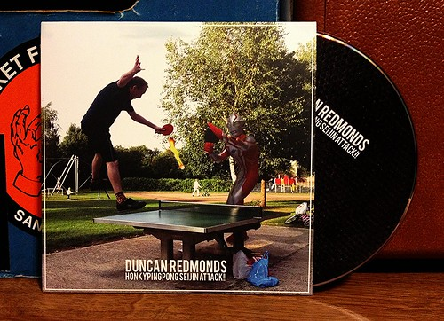 Duncan Redmonds - HonkyPingPongSeijinAttack!! - Japanese Tour CD by Tim PopKid