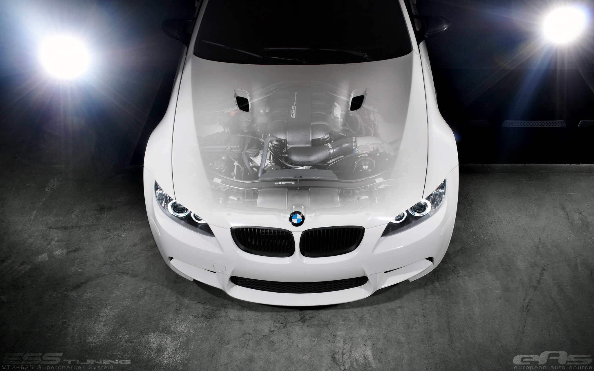 ESS VT2-625 Supercharged E92 M3 by eas