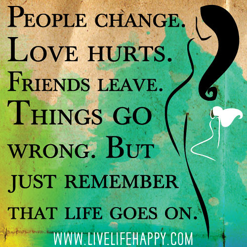 Quotes About Friends Changing: Photo