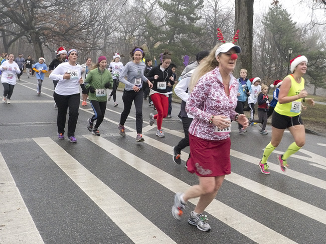 Jingle Bell Jog, 2012