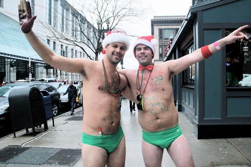 boston santa speedo run 2012 10