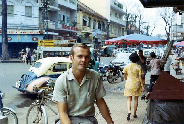 Saigon 1969 - Ngã 3 Nguyễn Văn Thinh-Phan Văn Đạt
