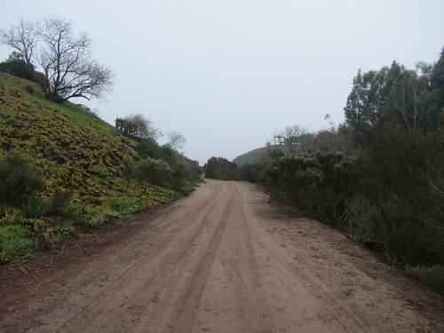 hut road