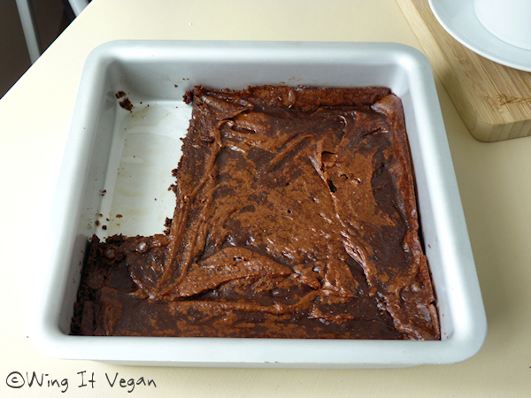 Inedible Brownies