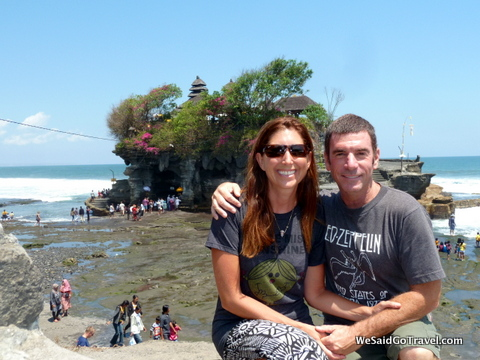 Meet the Nomads - Lisa and George Rajna of We Said Go Travel