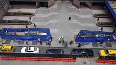 CM013A - SOE Pit Excavation on North Sidewalk (12-11-2012)