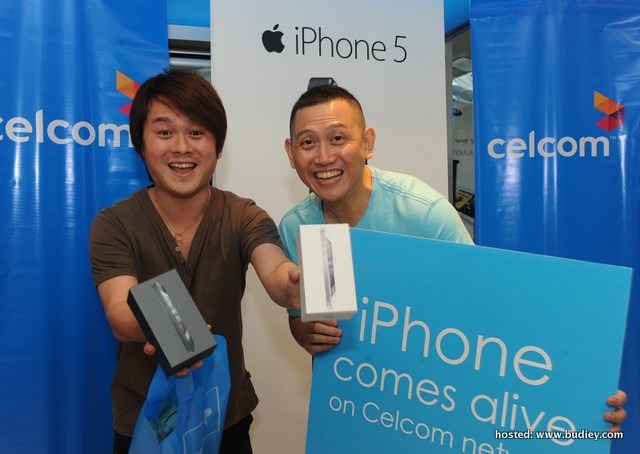 iPhone5 From Celcom