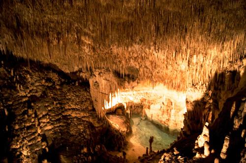 Drach Caves, Palma de Mallorca, Spain