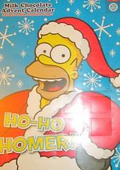 Ho Ho Homer Simpson