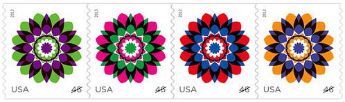 Kapitza_Flower_Stamps