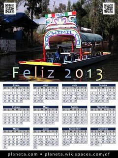 Feliz 2013: Mexico City