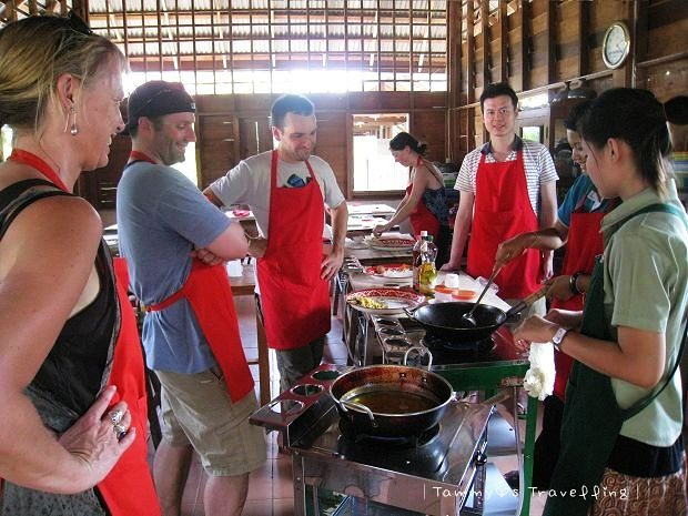 清邁 Chiang Mai thai farm cooking school