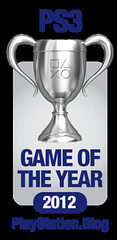 PS.Blog Game of the Year 2012 - PS3 Silber