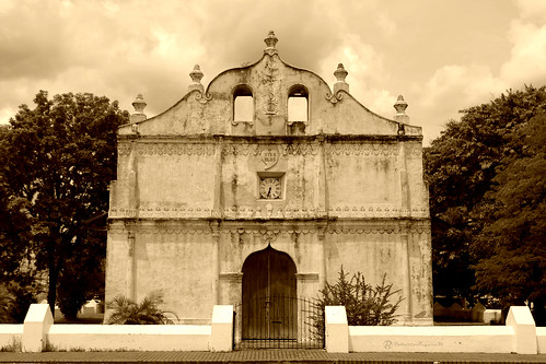 old church vintage costarica colonial templo guanacaste nicoya pentaxart