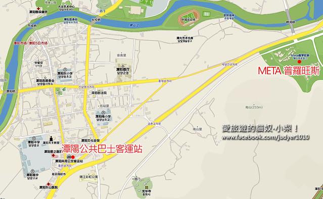 潭陽公共巴士客運站