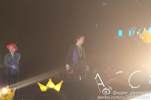 G-Dragon, Seung Ri & Tae Yang - V.I.P GATHERING in Harbin - super_giyongchy - 06