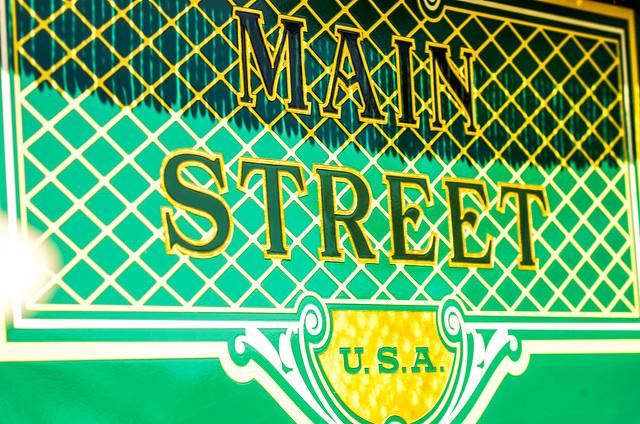 Main Street cart