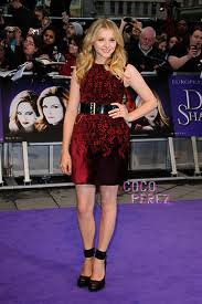 Chloë Moretz Oxblood Trend Celebrity Style Women's Fashion