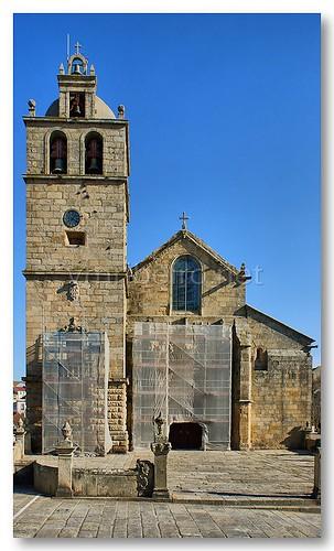 Igreja matriz de Vila do Conde by VRfoto